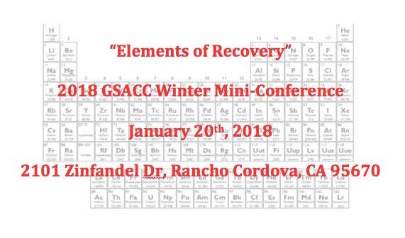 gsacc site front page